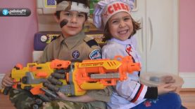 Çocuğum silahlarla oynuyor ne yapmalıyım?