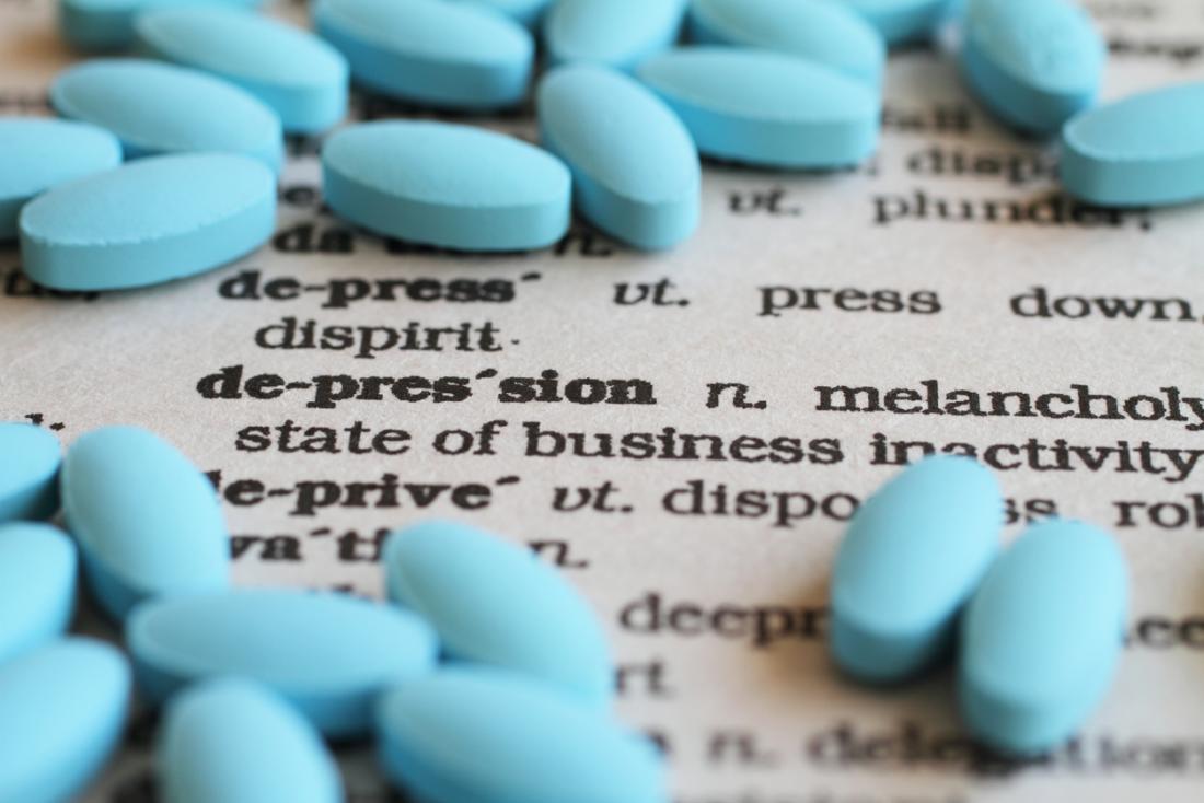 depresyon ve antidepresan