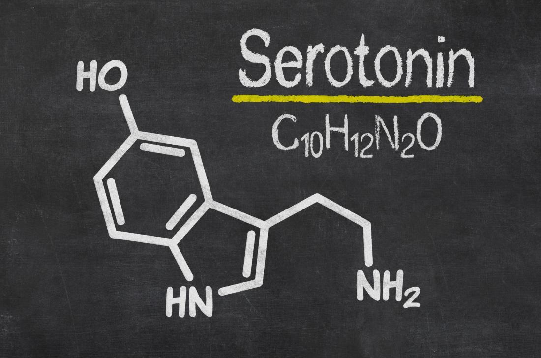 kimyasal-formül-serotonin
