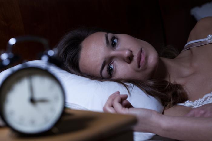 uyuyamamak
